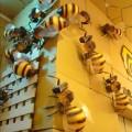 紙箱王創意園區-紙蜜蜂照片