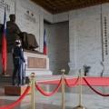 中正紀念堂-蔣公銅像照片
