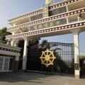 噶瑪噶居寺-山門照片