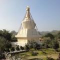 噶瑪噶居寺-舍利塔照片
