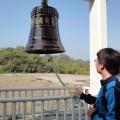 噶瑪噶居寺-祈福鐘照片