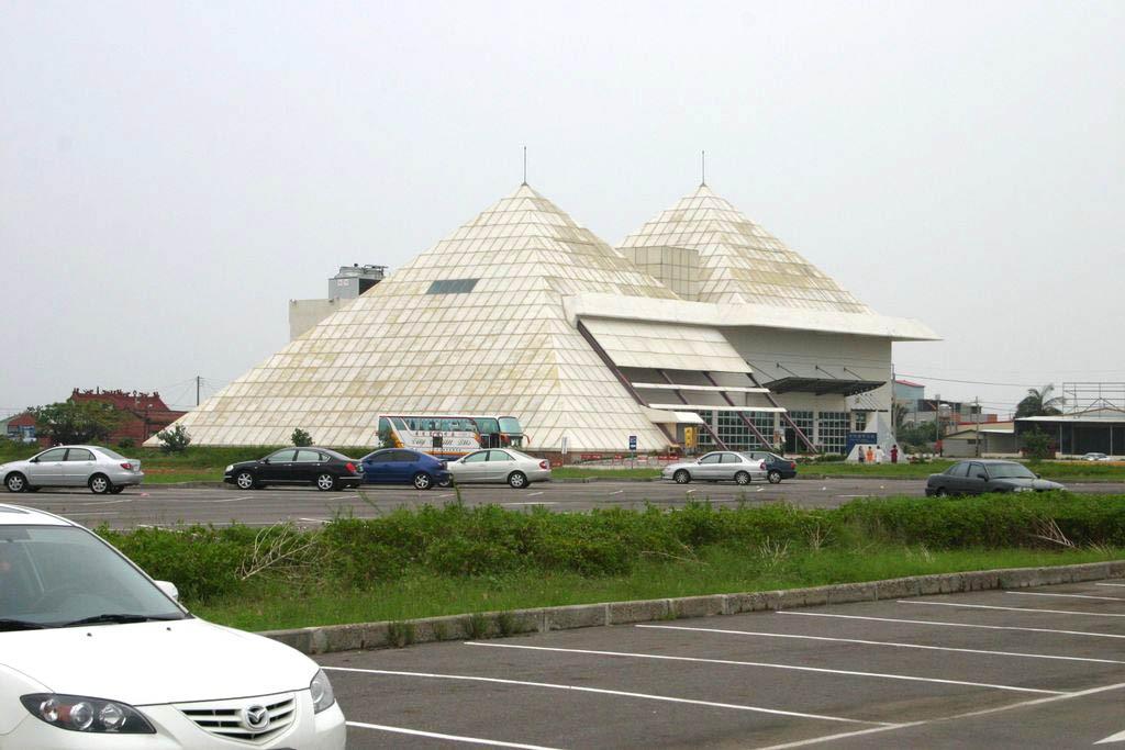 台灣鹽博物館主照片