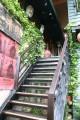 九份(九份老街)-上阿妹茶樓階梯照片