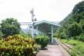 泰安火車站(臺灣鐵道文化園區)-月台照片