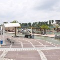 烏山頭水庫親水公園照片