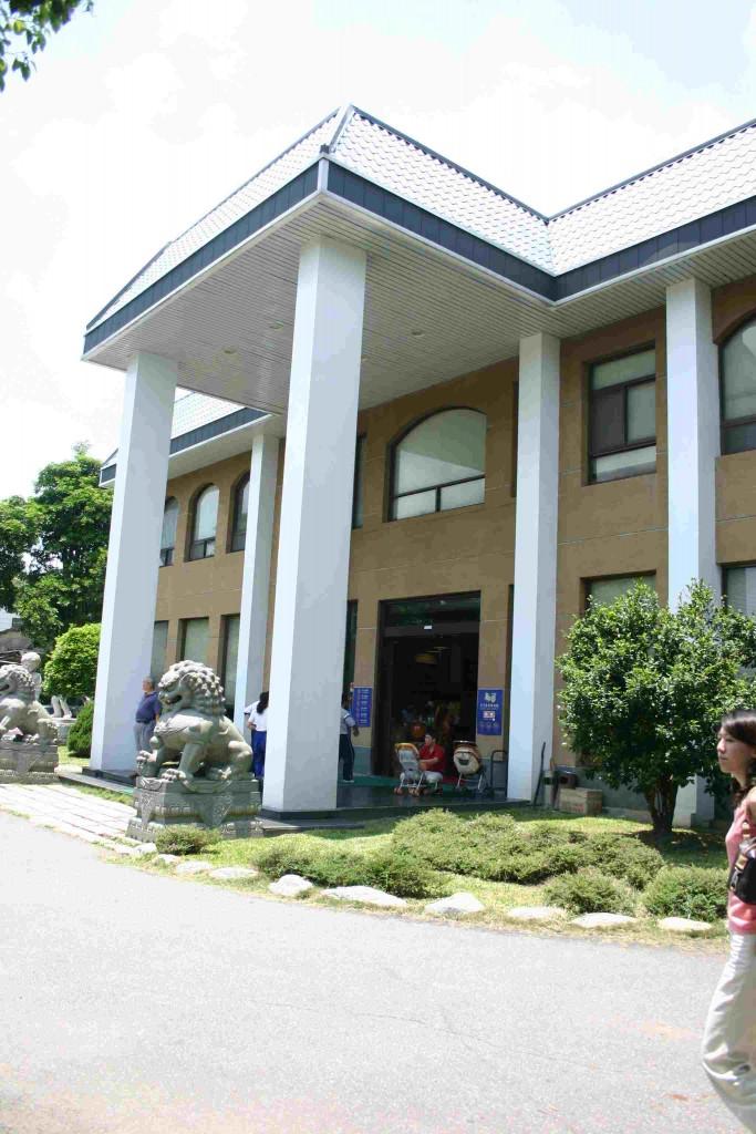 台灣藝術博物館主照片