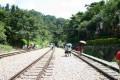 勝興車站(勝興火車站)-舊山線與隧道照片