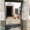 二崁古厝聚落(二崁傳統聚落)-民宅庭院照片