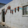 二崁古厝聚落(二崁傳統聚落)-裝置藝術照片