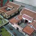 二崁古厝聚落(二崁傳統聚落)-聚落模型照片