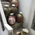 二崁古厝聚落(二崁傳統聚落)-隨處可見甕的擺飾照片