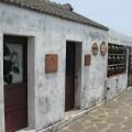 二崁古厝聚落(二崁傳統聚落)-巷弄間時有古意具巧思的裝置藝術照片