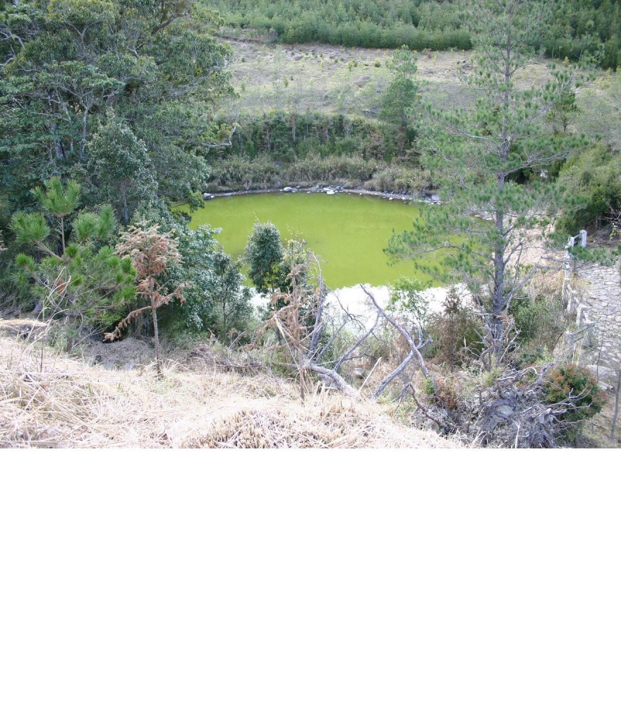 南橫天池主照片