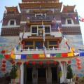 貢噶寺照片