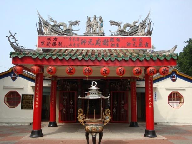 開基慶隆廟主照片