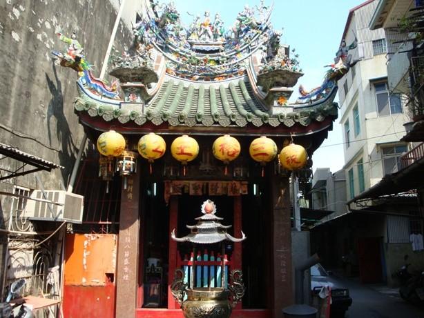 三榕王廟主照片