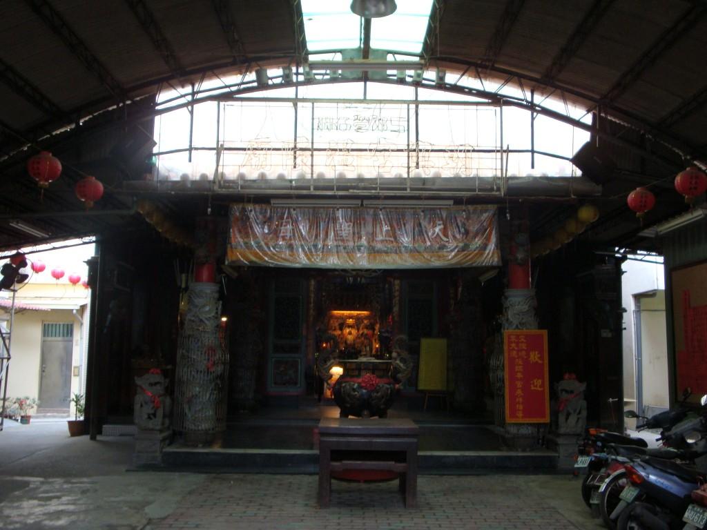 朝興溫陵廟主照片