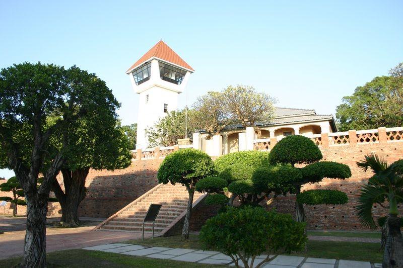 安平古堡(熱蘭遮城)主照片