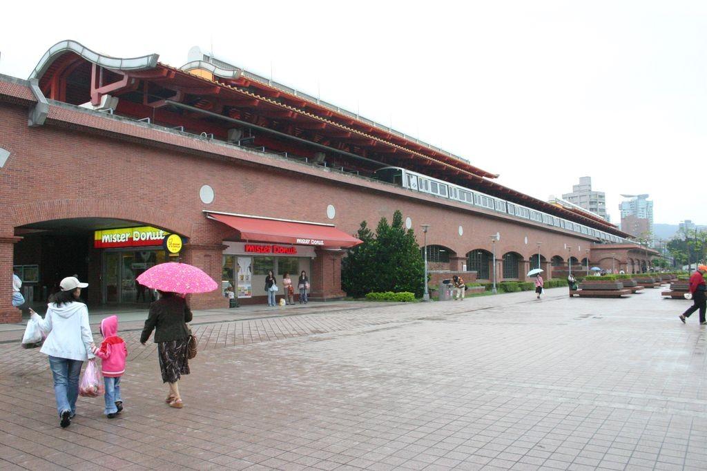 淡水捷運站主照片