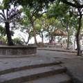 超峰寺旁的觀景涼亭