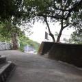 超峰寺旁的平台
