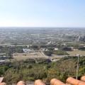 大崗山風景區-遠眺西部平原照片