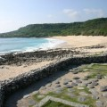 砂島(砂島生態保護區,貝殼砂展示館)照片