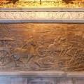 三峽祖師廟(三峽清水巖祖師廟)-壁飾雕刻照片