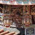 三峽祖師廟(三峽清水巖祖師廟)-簷下雕飾照片