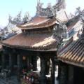 三峽祖師廟(三峽清水巖祖師廟)-側面照片