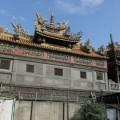 三峽祖師廟(三峽清水巖祖師廟)-廟宇後方照片