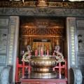 三峽福安宮-廟門口照片