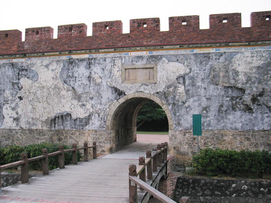 左營舊城(鳳山縣城殘蹟, 東門, 鳳儀門)主照片