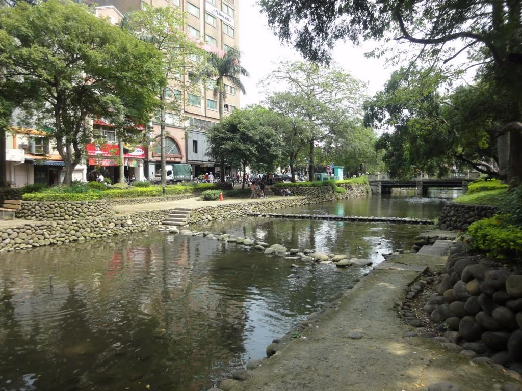 新竹護城河親水公園主照片