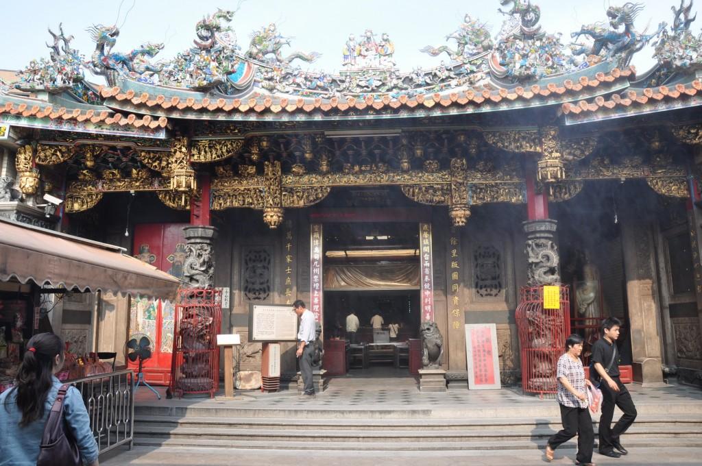 新竹都城隍廟主照片