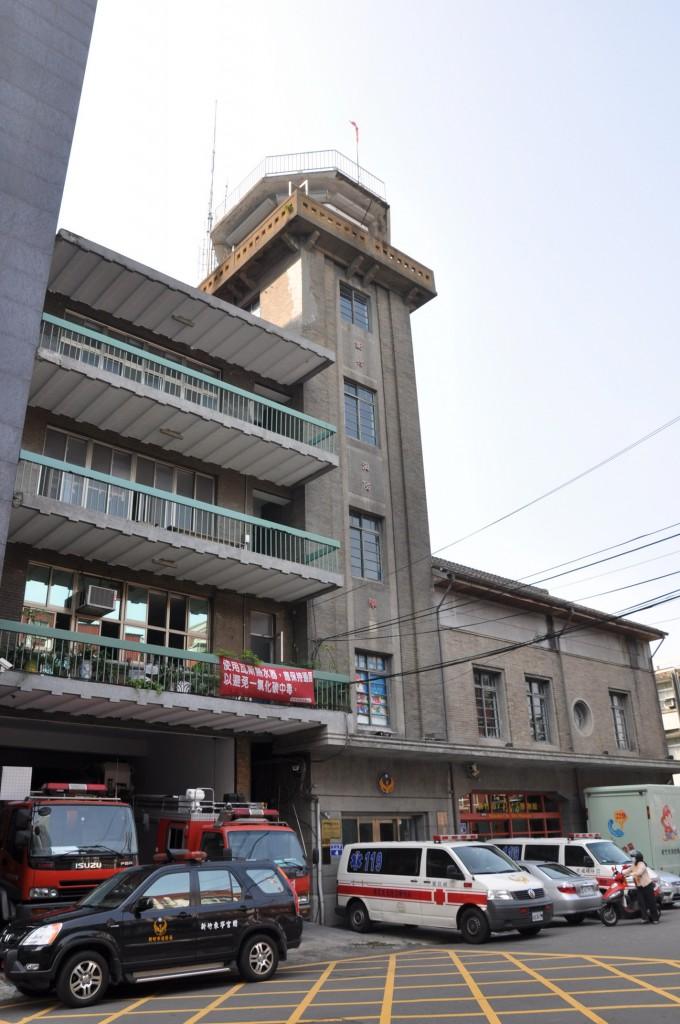 新竹市消防博物館主照片