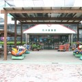 南靖糖廠(廠區不對外開放, 休閒廣場對外開放)-台糖南靖糖場照片