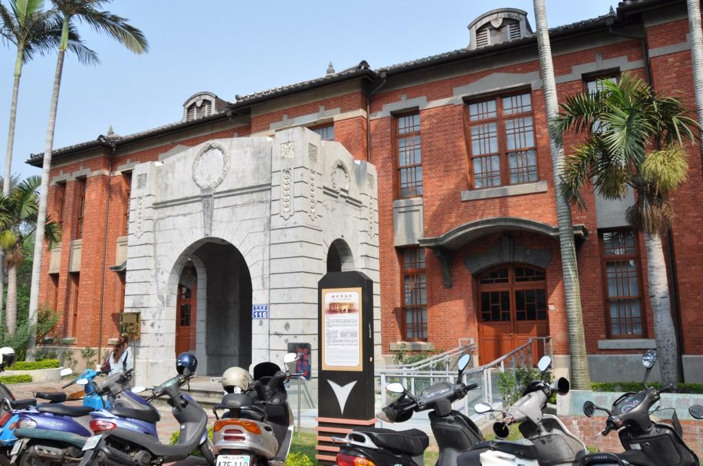 新竹市役所(新竹市美術館暨開拓館)主照片