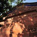 吳鳳廟 與 吳鳳成仁地-廟體優美的馬背照片