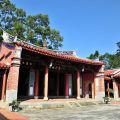 吳鳳廟 與 吳鳳成仁地-後殿照片