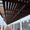 東石漁人碼頭-星海木棧道照片