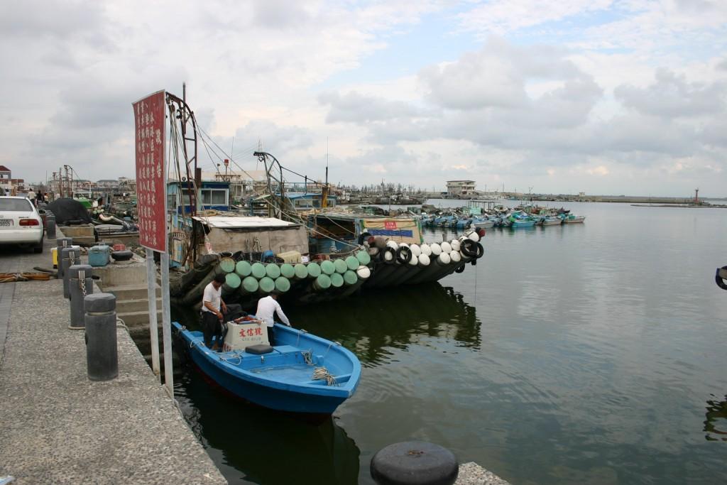 東石漁人碼頭主照片