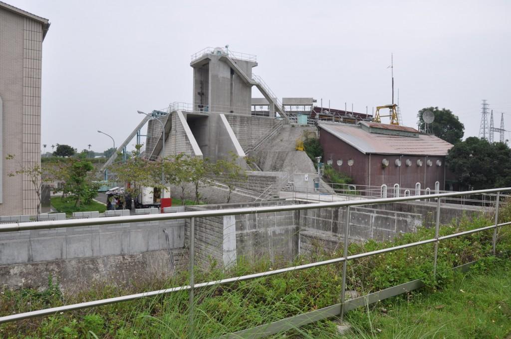 林內濁水發電廠(烏塗發電廠)主照片