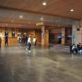 阿里山國家森林遊樂區-新阿里山車站一樓大廳照片