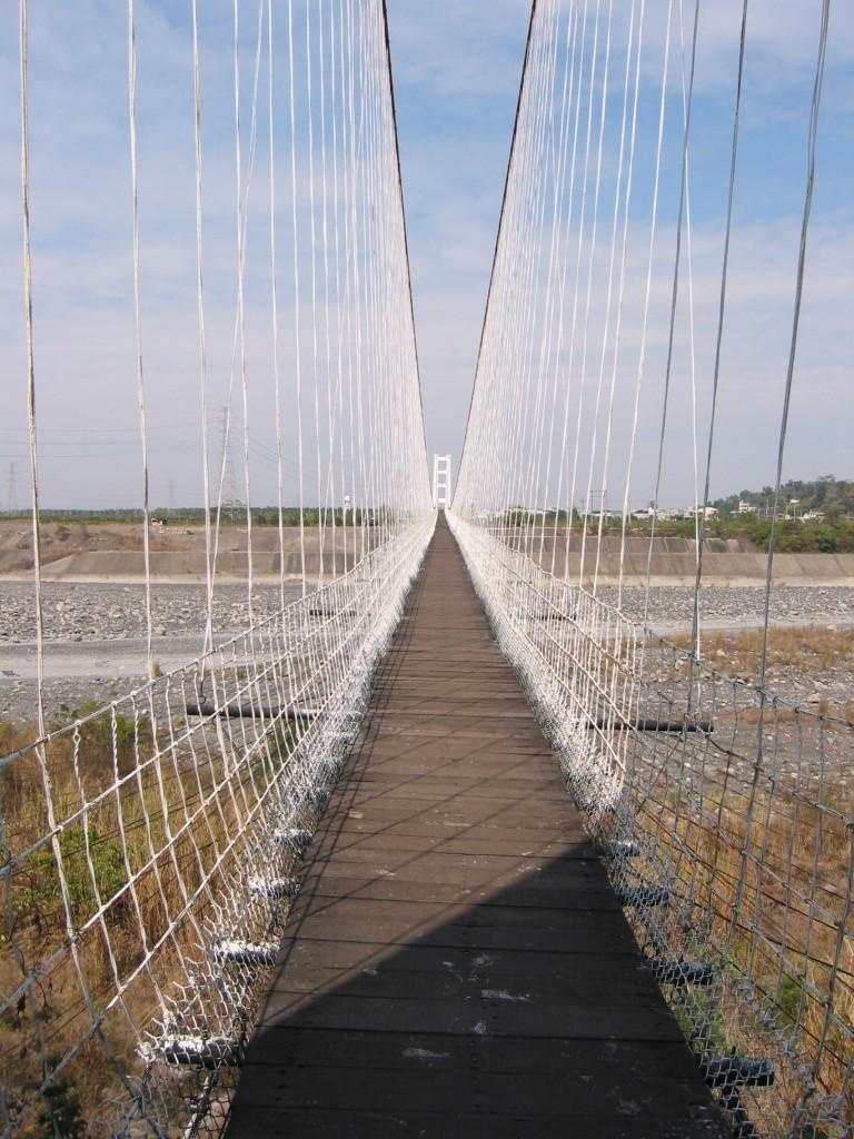 丹林吊橋主照片