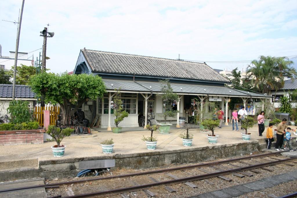 集集火車站主照片