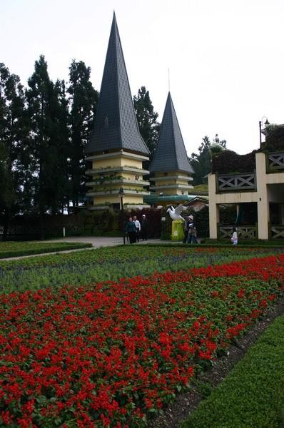 小瑞士花園主照片