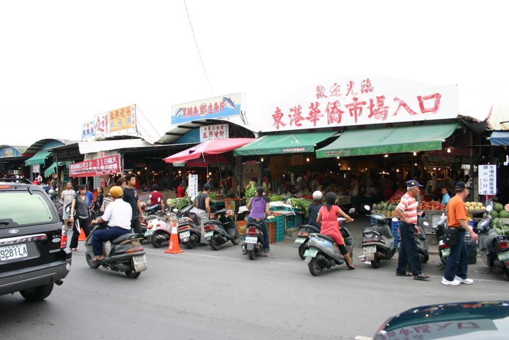 華僑市場主照片