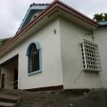 九份二山震災紀念園區-地震造成的傾斜屋5照片