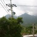 九份二山震災紀念園區-下坡步道照片